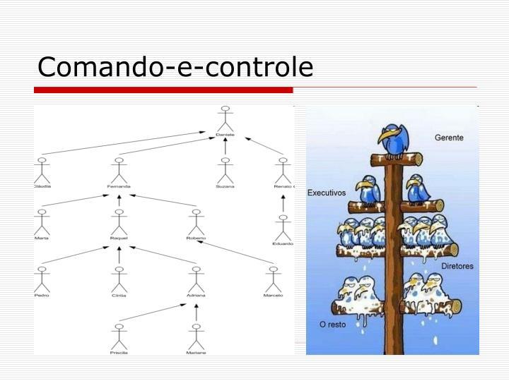 Comando-e-controle