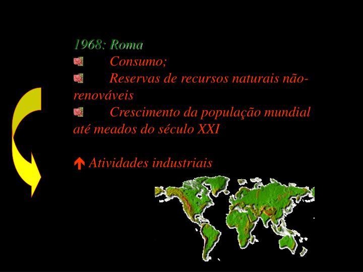 1968: Roma