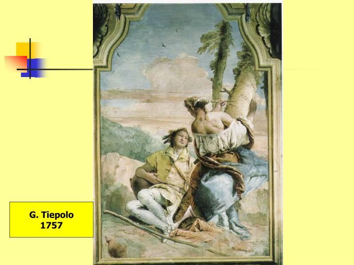 G. Tiepolo