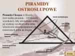 piramidy ostros upowe