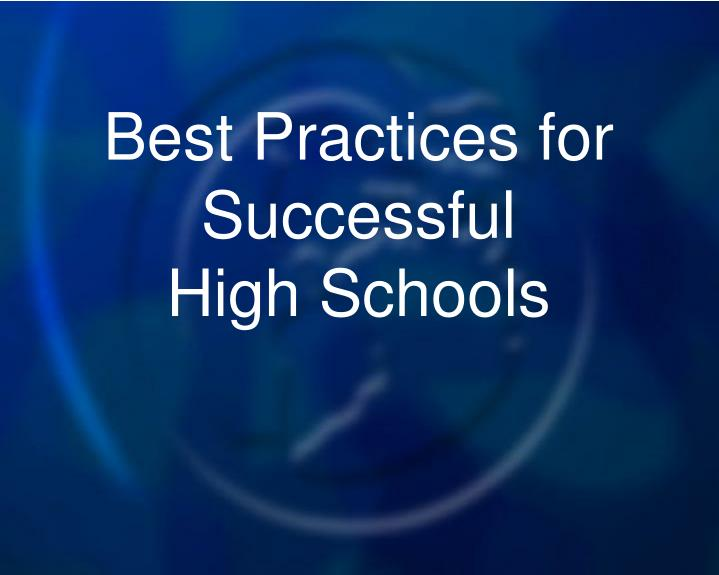 Best Practices for Successful