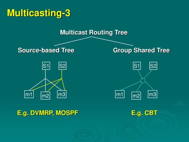Multicasting-3