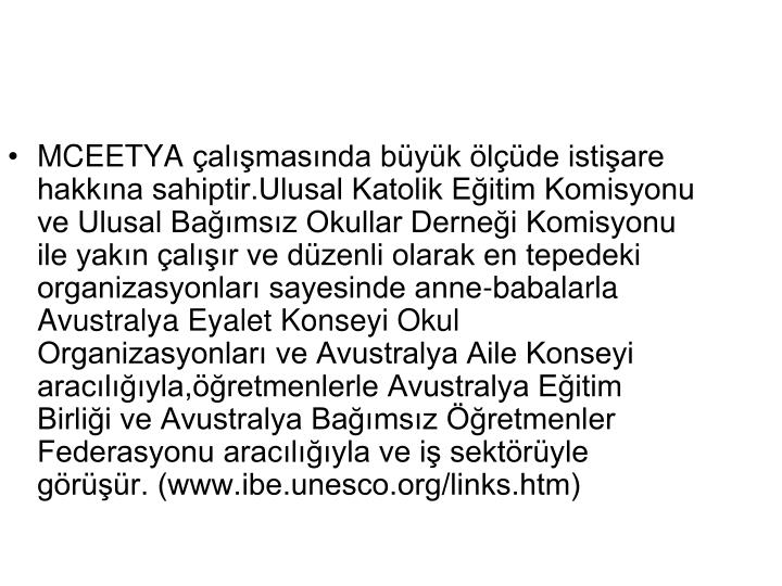 MCEETYA