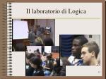 il laboratorio di logica