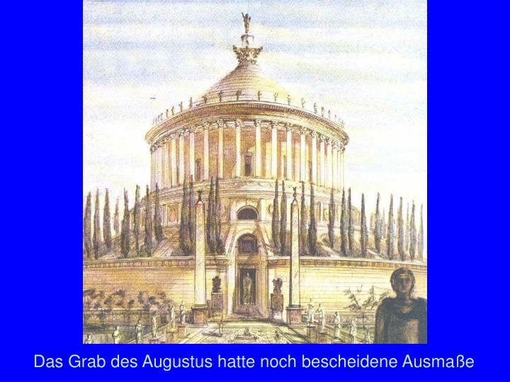 Grabmal des Augustus