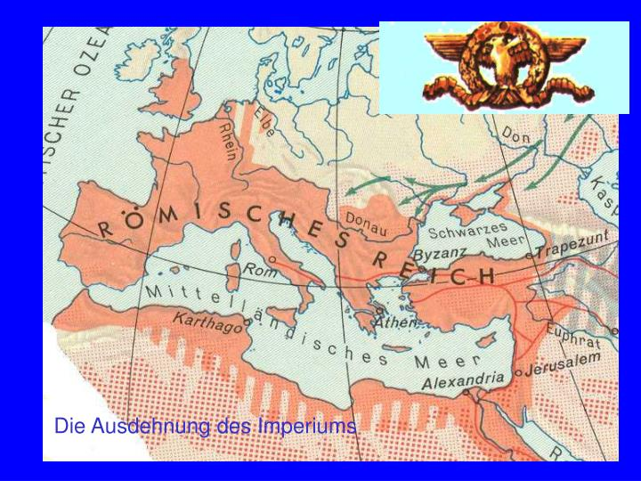 Imperium Karte