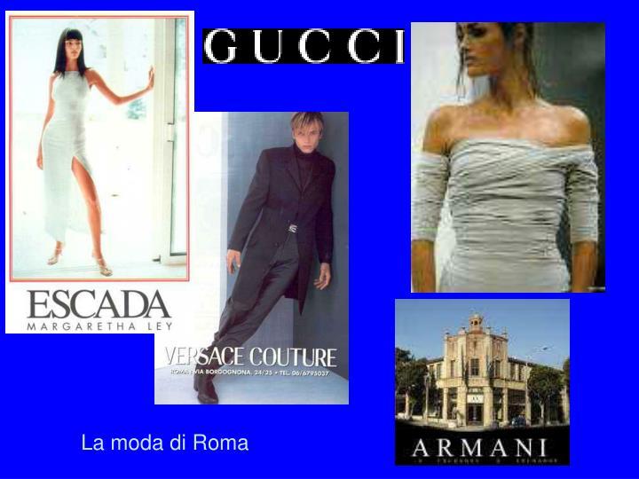 Stadt der Mode