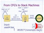 from cfg s to stack machines13