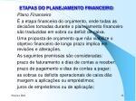 etapas do planejamento financeiro10