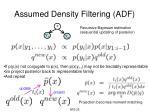 assumed density filtering adf