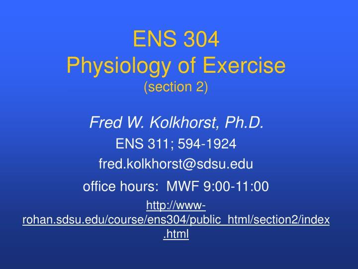ENS 304
