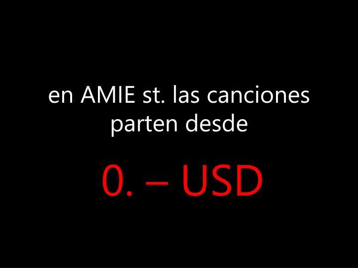 0. – USD