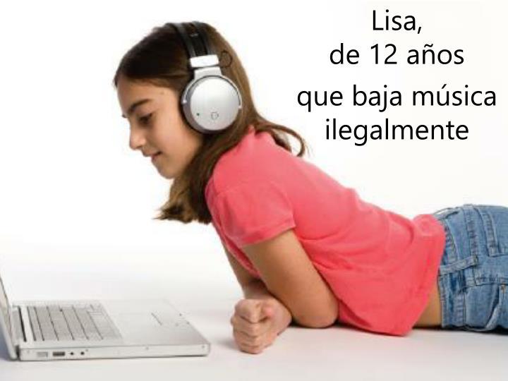 Lisa,