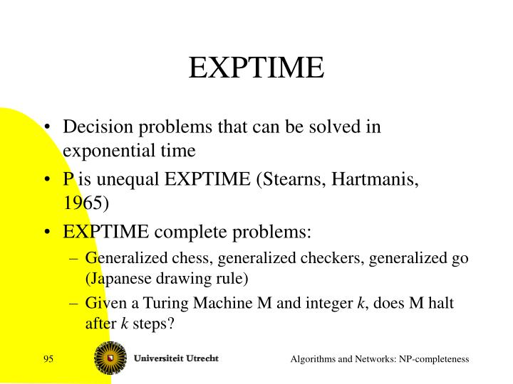 EXPTIME