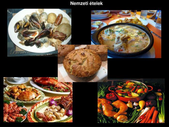 Nemzeti ételek