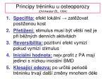 principy tr ninku u osteoporozy drinkwater bl 1994