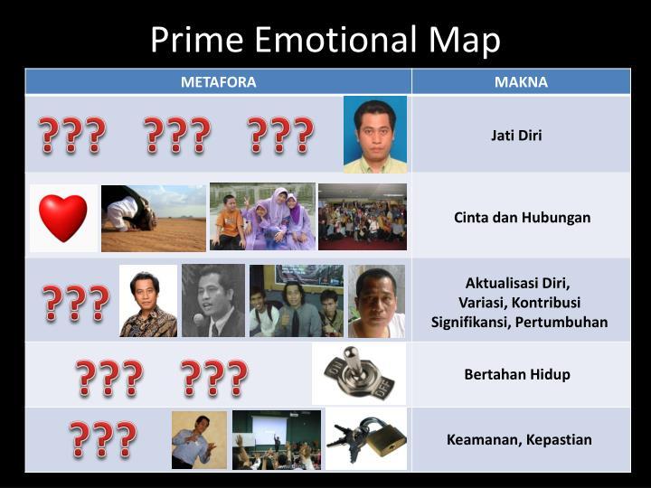 Prime Emotional Map