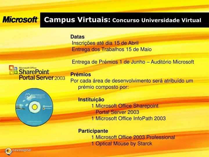Campus Virtuais: