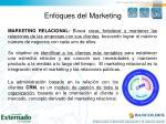 enfoques del marketing1