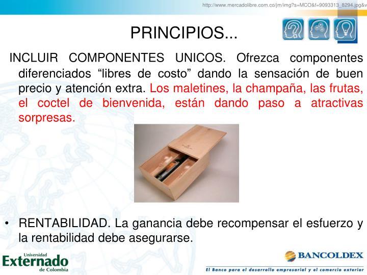 PRINCIPIOS...