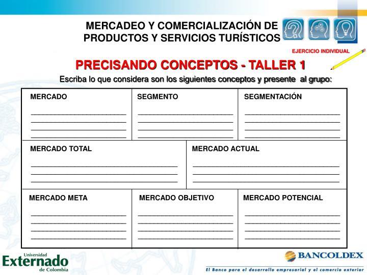 MERCADEO Y COMERCIALIZACIÓN DE