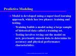 predictive modeling1