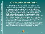 4 formative assessment