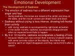 emotional development10