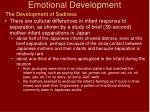 emotional development13