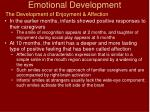 emotional development15