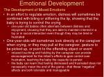 emotional development20