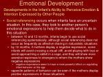 emotional development30