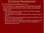 emotional development5