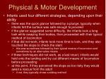 physical motor development3