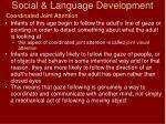 social language development1