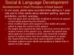 social language development12