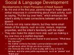social language development15