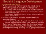 social language development19