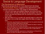 social language development32