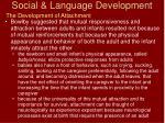 social language development37
