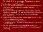 social language development45