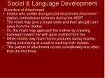 social language development47