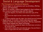 social language development5