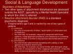 social language development50