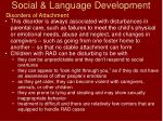 social language development51