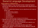 social language development58