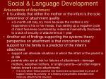 social language development65