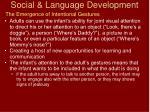 social language development7