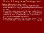 social language development72