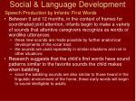 social language development9